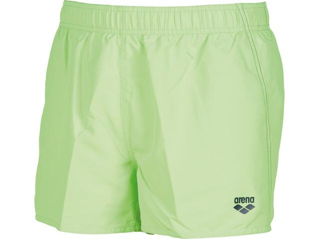 arena Fundamentals Short de bain Homme, shiny green-navy